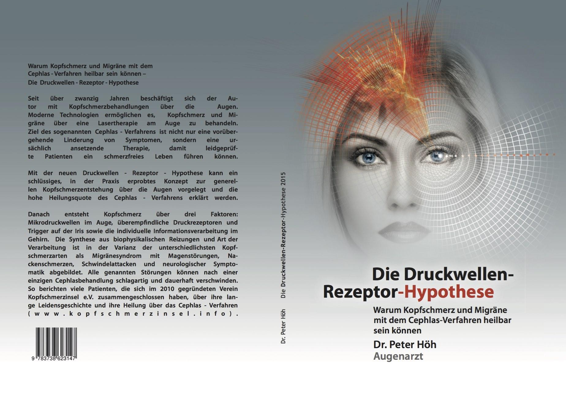 Neues Buch über Kopfschmerzheilung
